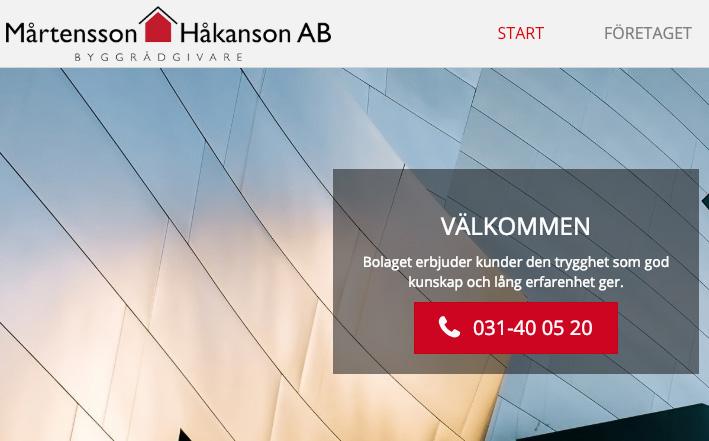 Mårtensson&Håkansson