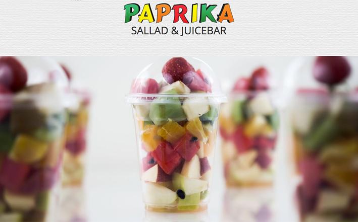 Paprika Salladsbar